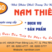 Name Card - Mẫu 1